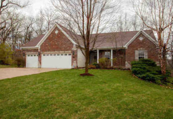 14 Charlemagne Ct., Lake St. Louis, MO 63367-UNDER CONTRACT!