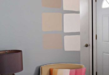 How To Pick The Right Paint Color For Your Walls