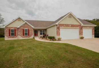 73 QUIET VILLAGE DR., FORISTELL, MO 63348-SOLD!