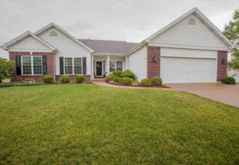 59 CREEKSIDE DR., ST PETERS, MO 63376-SOLD!