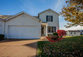 320 COLUMBIA, WENTZVILLE, MO 63385–SOLD FAST!
