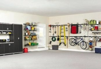 ESSENTIAL ITEMS FOR AN ORGANIZED GARAGE